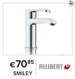 Allibert smiley