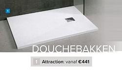 Douchebak attraction