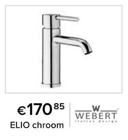Elio chroom webert