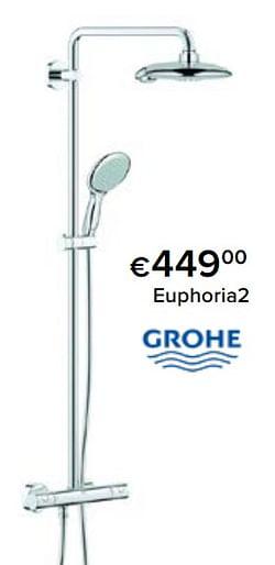 Euphoria2 grohe
