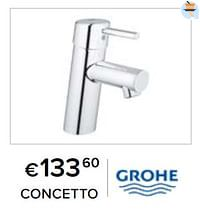 Grohe concetto-Grohe