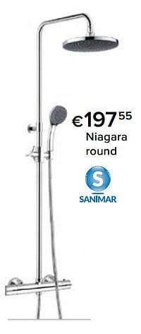 Niagara round-Sanimar