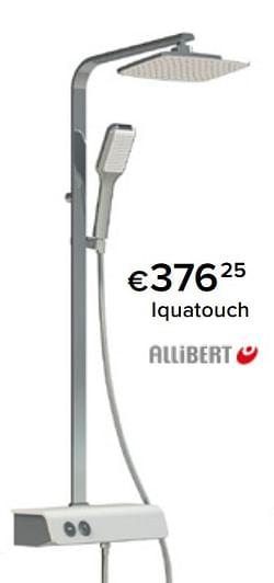 Iquatouch allibert