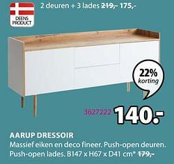 Aarup dressoir