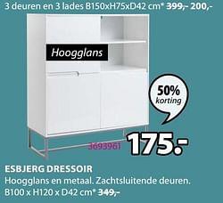 Esbjerg dressoir