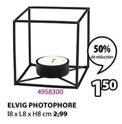 Elvig photophore