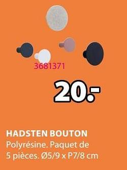 Hadsten bouton