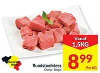 Rundstoofvlees-Huismerk - Intermarche