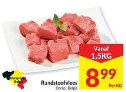 Rundstoofvlees
