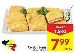 Cordon bleus
