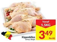 Kippenbillen-Huismerk - Intermarche