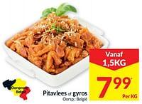 Pitavlees of gyros-Huismerk - Intermarche