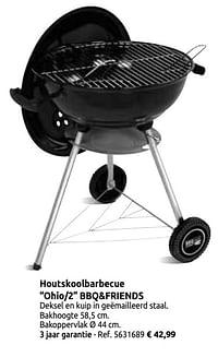Houtskoolbarbecue ohio-2 bbq+friends-BBQ & Friends