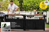 Barbecuetafel unity plus keter-Keter