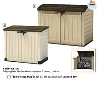 Koffer keter store-it-out max-Keter