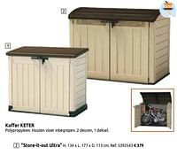 Koffer keter store-it-out ultra-Keter