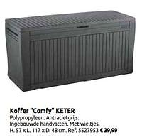 Koffer comfy keter-Keter