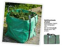 Multifunctionele afvalzak-Huismerk - Brico