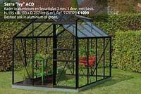 Serre ivy acd-ACD