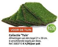 Collectie tuin-Huismerk - Brico