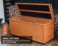 Koffer 195 weka-Weka