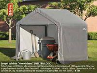 Soepel tuinhuis new orleans shelter logic-ShelterLogic