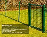 Poortje giardino-Giardino