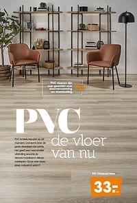 Pvc clickstrook yukon-Huismerk - Kwantum