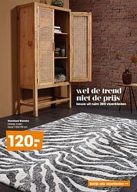 Vloerkleed wyandra-Huismerk - Kwantum