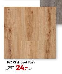 Pvc clickstrook edmir-Huismerk - Kwantum