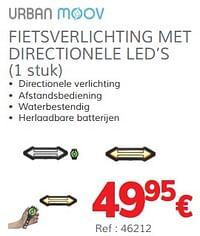 Fietsverlichting met directionele led`s-Huismerk - Auto 5