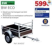 Bw eco-BW Trailers