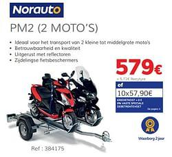 Pm2 2 moto`s