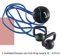 Kettlebell domyos-Domyos