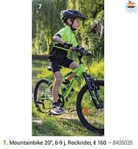 Mountainbike 20-. rockrider-Huismerk - Decathlon