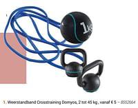 Weerstandband crosstraining domyos-Domyos