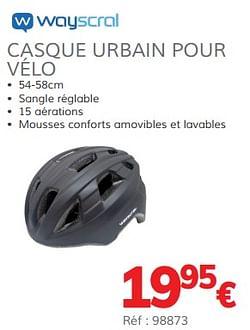Casque urbain pour vélo