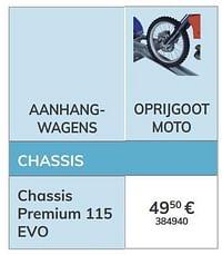 Oprijgoot moto-Norauto