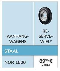 Reserve wiel-Norauto