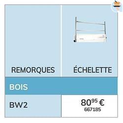Échelette bw2