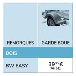 Garde boue bw easy