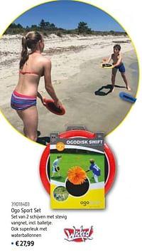 Ogo sport set-Wicked