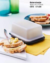 Botervlootje-Huismerk - Tupperware