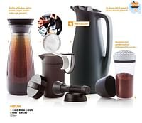 Cold brew carafe-Huismerk - Tupperware