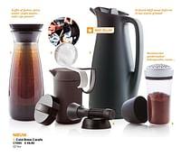 Cold brew carafe-Huismerk - Tupperware