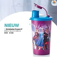 Drinkbeker frozen ii-Huismerk - Tupperware