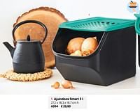 Ajuindoos smart-Huismerk - Tupperware