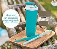 Eco rietje-Huismerk - Tupperware