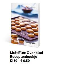 Multiflex ovenblad receptenboekje-Huismerk - Tupperware