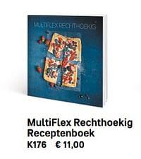 Multiflex rechthoekig receptenboek-Huismerk - Tupperware